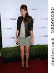 aimee teegarden at the 8th...   Shutterstock . vector #100890280