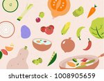 colorful illustration or... | Shutterstock . vector #1008905659