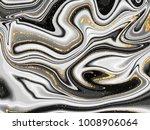 gold marbling texture design... | Shutterstock .eps vector #1008906064