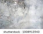 embossed decorative plaster... | Shutterstock . vector #1008913543