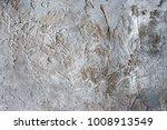 embossed decorative plaster... | Shutterstock . vector #1008913549