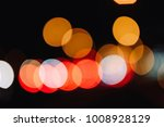 night traffic in the city ... | Shutterstock . vector #1008928129
