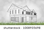 conceptual image of house