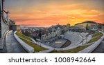 Panorama Of The Amphitheatre I...