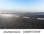empty road with panoramic... | Shutterstock . vector #1008973549