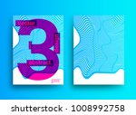 templates designs with abstract ... | Shutterstock .eps vector #1008992758