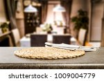 desk of free space and home...   Shutterstock . vector #1009004779