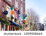 dublin  ireland   march 31 ...   Shutterstock . vector #1009008664
