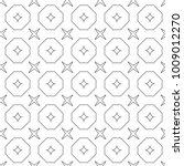 seamless vector pattern in... | Shutterstock .eps vector #1009012270