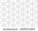 seamless vector pattern in... | Shutterstock .eps vector #1009012309