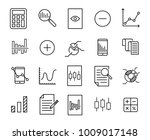simple collection of... | Shutterstock .eps vector #1009017148