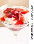 layered dessert made from...   Shutterstock . vector #100902334