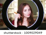 close up portrait of a... | Shutterstock . vector #1009029049