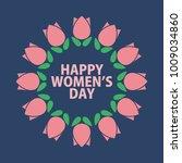 international women's day... | Shutterstock .eps vector #1009034860