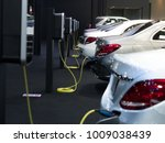 mercedes benz plug in hybrid... | Shutterstock . vector #1009038439