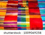 multi colored clothes. national ... | Shutterstock . vector #1009069258