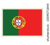 raster icon portugal flag on... | Shutterstock . vector #1009071844