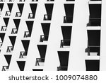 beautiful light and shadow on... | Shutterstock . vector #1009074880