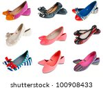 Collection Of Woman Fashion...