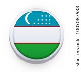 flag of the uzbekistan | Shutterstock .eps vector #1009087933