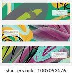 hand drawn creative universal... | Shutterstock .eps vector #1009093576