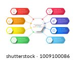 simple eight steps design... | Shutterstock .eps vector #1009100086
