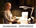business  deadline and... | Shutterstock . vector #1009100263