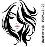 illustration of women short... | Shutterstock .eps vector #1009119424