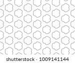 seamless ornamental vector...   Shutterstock .eps vector #1009141144
