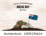 anzac day poppies memorial... | Shutterstock . vector #1009154614