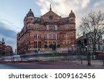 london  january  2018  the... | Shutterstock . vector #1009162456