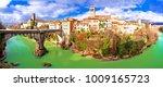 cividale del friuli devil's... | Shutterstock . vector #1009165723