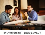 group of casual concept... | Shutterstock . vector #1009169674
