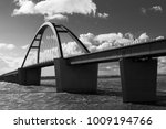 A Monochrome Photo Of The...