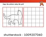 printable drawing worksheet | Shutterstock .eps vector #1009207060