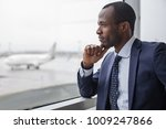 lost in thoughts. profile of... | Shutterstock . vector #1009247866