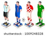 russia 2018 soccer world cup... | Shutterstock .eps vector #1009248328