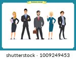 business people teamwork ... | Shutterstock .eps vector #1009249453
