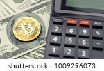 calculating taxes on... | Shutterstock . vector #1009296073