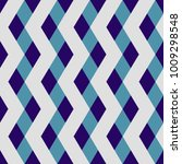 blue vertical zigzag lines with ... | Shutterstock .eps vector #1009298548