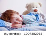 bedtime. happy and funny dreams ... | Shutterstock . vector #1009302088