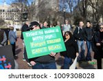 washington  dc   january 20 ... | Shutterstock . vector #1009308028
