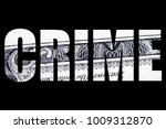 financial crime  money and... | Shutterstock . vector #1009312870