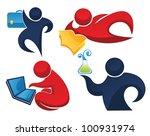 back to school  vector... | Shutterstock .eps vector #100931974