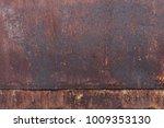 texture background rust surface | Shutterstock . vector #1009353130