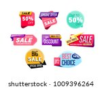 special offer  best choice ... | Shutterstock .eps vector #1009396264