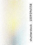 light blue  yellow banners set... | Shutterstock . vector #1009396558
