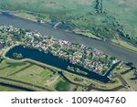 aerial view over mila23  mile... | Shutterstock . vector #1009404760