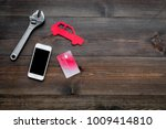 looking for automobile service... | Shutterstock . vector #1009414810