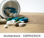 multicolored of drug and...   Shutterstock . vector #1009423414